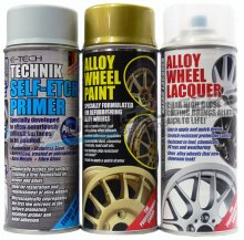 Car Gold Alloy Wheel Spray Paint Kit