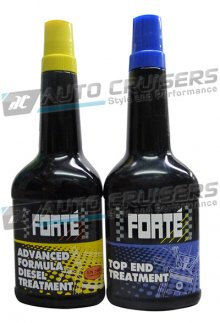 Forte Diesel Treatment and Top End Treatment Package