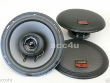 "180W 6.5"" Door /Shelf Mount 2 Way Speakers"