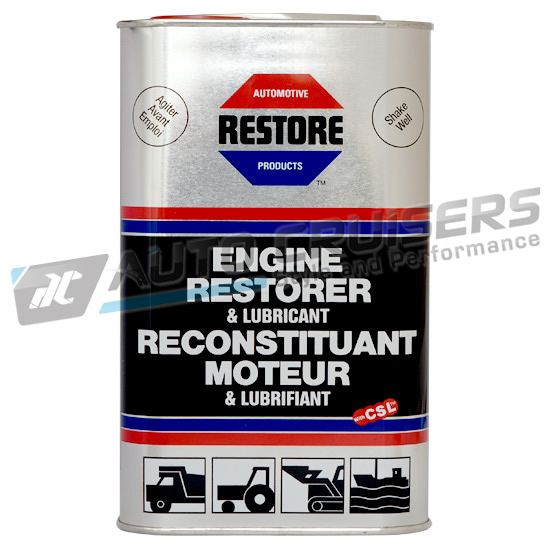 RESTORE Oil Engine Restorer & Lubricant 1L - Click Image to Close