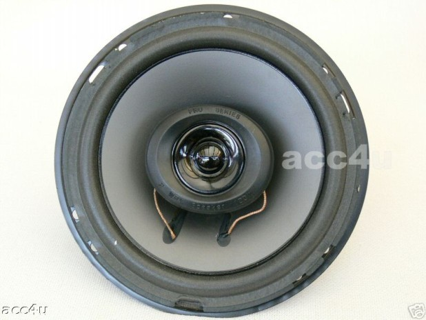 "180W 6.5"" Door /Shelf Mount 2 Way Speakers - Click Image to Close"